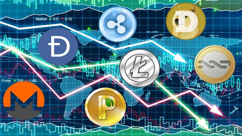 How to Earn Big Profits When Cryptocurrency Market is Falling