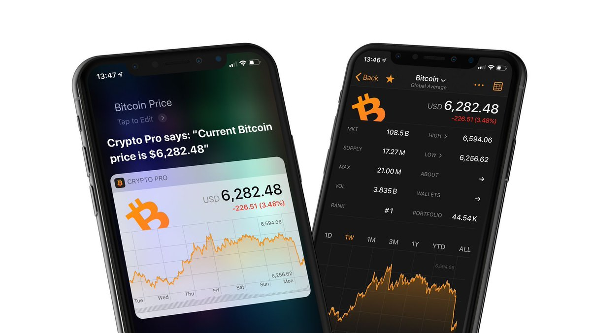 Crypto Pro – The Best App to Stay Informed with Crypto Price, News and Stories